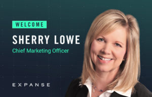 Welcome Sherry Lowe CMO